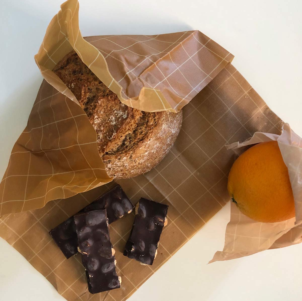 About snacks and their wrapping, Minimalittle and Haps Nordic